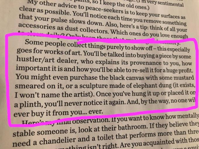 An Open Invite to Ruby Wax To Learn About How You Should Really BuyArt.